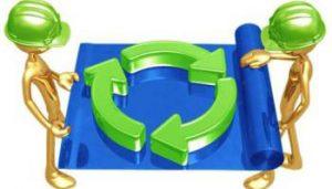 custos menores gerenciamento de resíduos