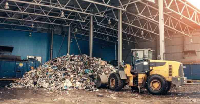 Quais são os resíduos sólidos gerados por empresas?