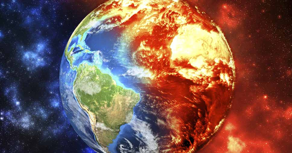 Mudanças climáticas: a maior ameaça ao planeta