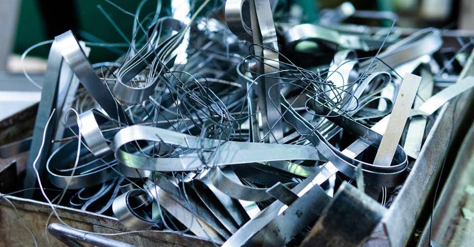O que fazer com resíduos sólidos gerados?