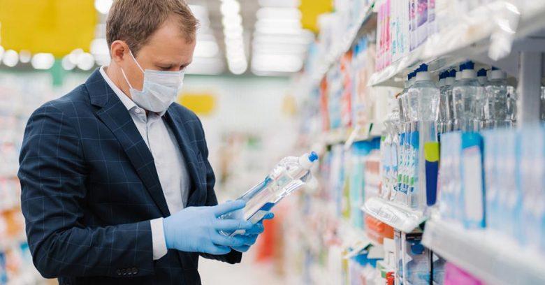 uso indevido de produtos químicos