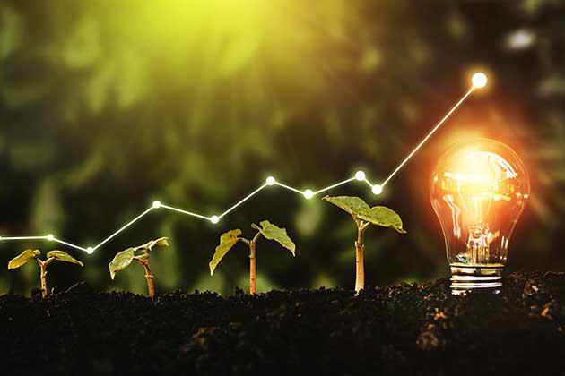 Vemos energia elétrica. Um dos selos ambientais brasileiros é de conservação dela. Conheça mais!