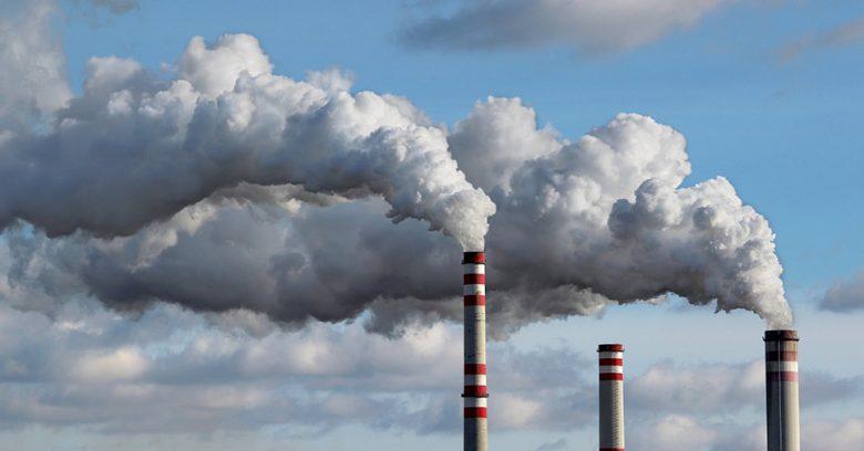 Vemos o início de um impacto das indústrias. Veja como contribuir no controle da poluição industrial!