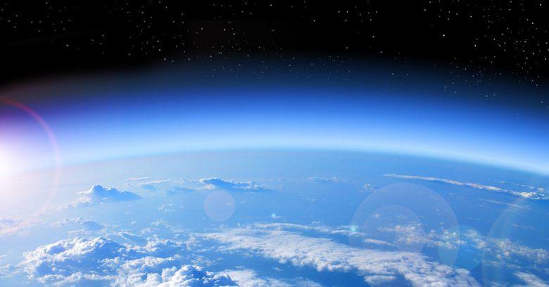 Vemos a Terra por fora. Saiba como contribuir para a preservação da Camada de Ozônio!